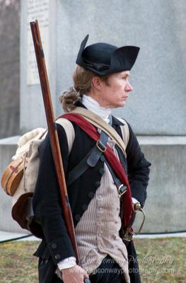 Battle of Concord 21 Gun Salute