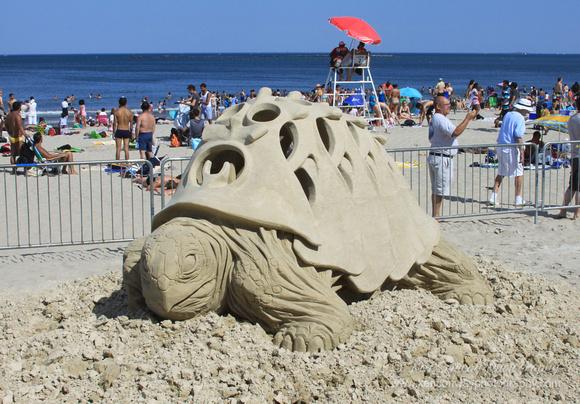 Ken Conway Photography Sand Sculptures Revere Beach